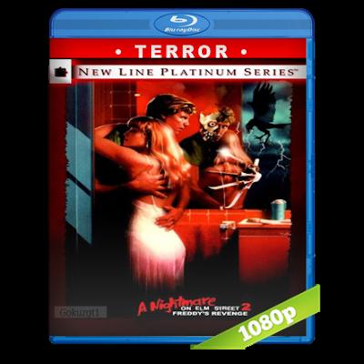 Pesadilla En La Calle Del Infierno 2 (1985) BRRip Full 1080p Audio Trial Latino-Castellano-Ingles 5.1