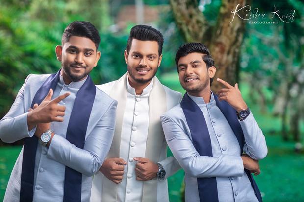 TV Derana Dream Star Udesh Indula Wedding Moments 10
