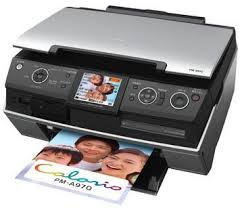Epson Colorio PM-A970ドライバーダウンロード