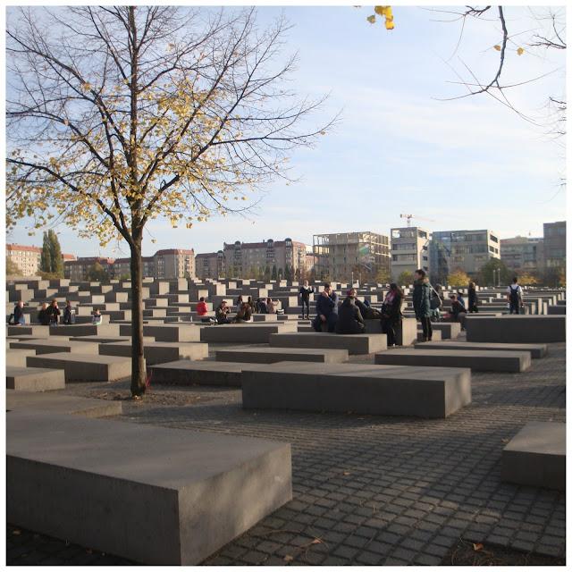 Atrações grátis em Berlim - Memorial do Holocausto