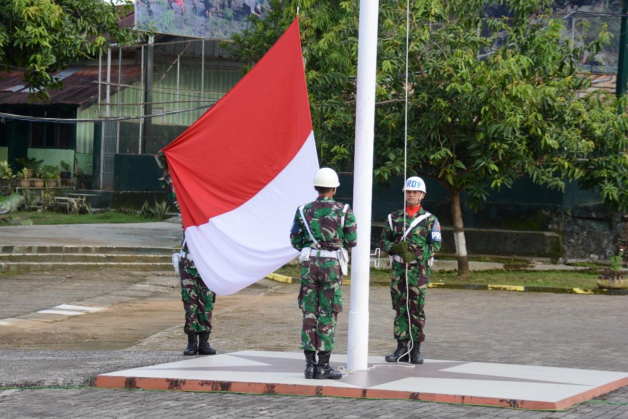Usai Dengar Amanat Pangdam XIV Hasanuddin, Ini yang Dilakukan Personel Korem 141/Tp dan Balak Rem