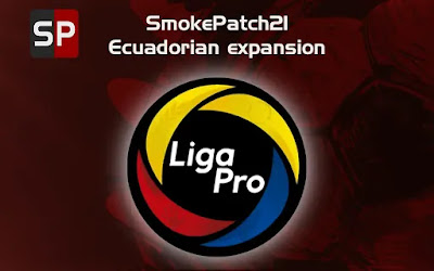 Ecuador league pes21