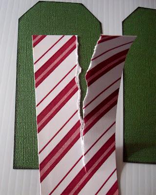 rip+paper DIY Christmas Gift Tags Tutorial