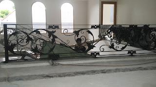balkon void