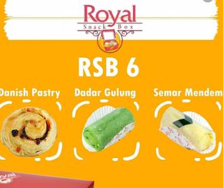 Pesan Snack Box Makanan Ringan Lezat Untuk Berbagai Keperluan Acara