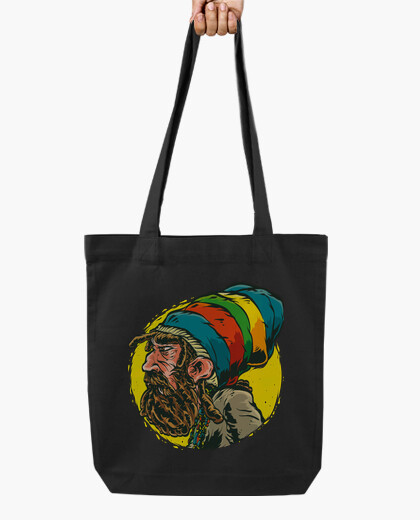 Bolsas de tela - Diseño Rastafari