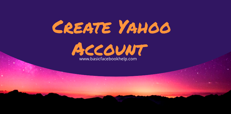Create Yahoo Account For Facebook