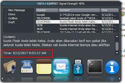 Telkomsel Polosan Buat non Jabar