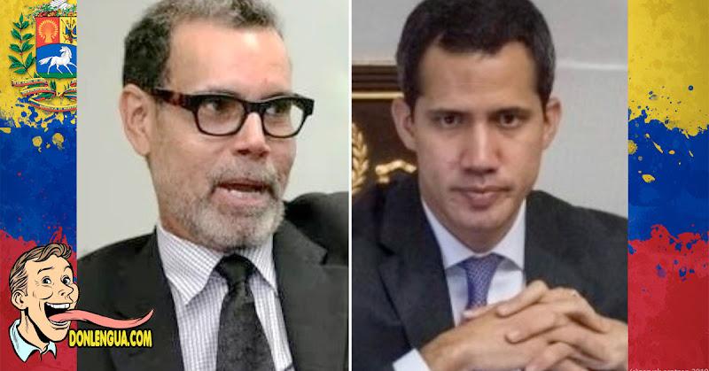Luis Vicente León le lanzó duro a Juan Guaidó tras baja de popularidad