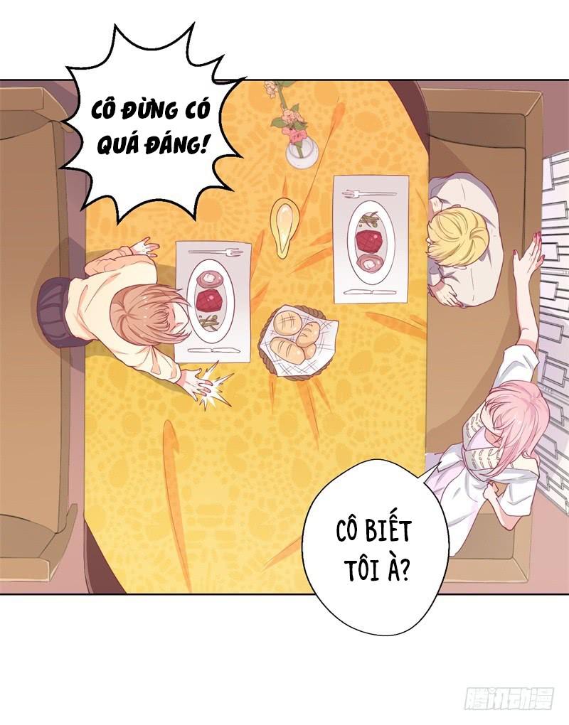 Ngạo kiều tổng tài sủng điềm thê chap 20 - Trang 16