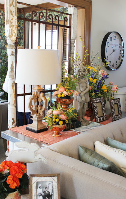 2019 Bachman's Spring Ideas House Tour from Itsy Bits And Pieces Blog