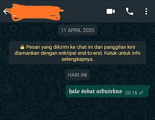 cara mengubah tulisan whatsapp dan sosmed jadi keren