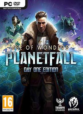 Download Age of Wonders Planetfall Deluxe Edition + Update 1.003 multilenguaje