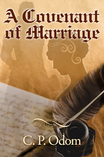 Book cover: A Covenant of Marriage by C P Odom