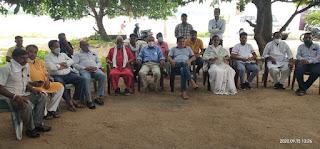 केंद्र एवं राज्य सरकार कि किसान विरोधी नितियो के खिलाफ कांग्रेस का जंगी प्रर्दशन 23 सितंबर को