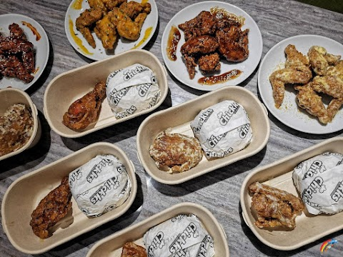 Chicken in Exciting Flavors At Chickks The Party Chicken