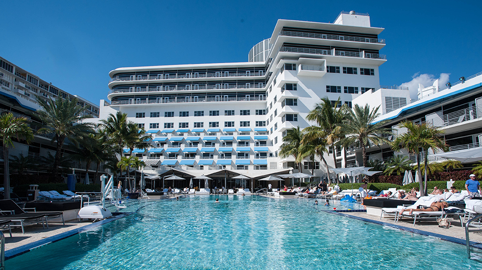 Ritz Carlton South Beach Hotel Miami