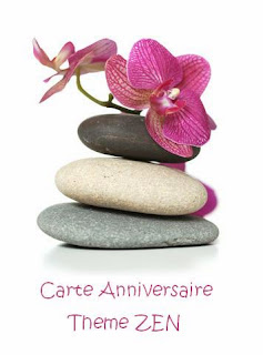 Carte anniversaire zen texte anniversaire sms anniversaire po me anniversaire - Image zen a imprimer ...