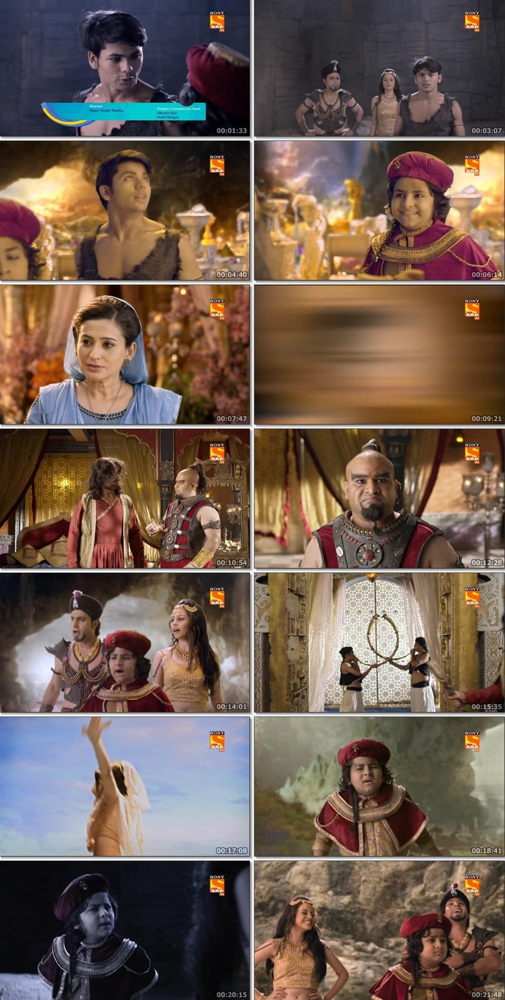 Screenshots Of Hindi Show Aladdin – Naam Toh Suna Hoga 2019 Episode 216 300MB 720P HD