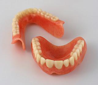 ฟันปลอมทั้งปาก