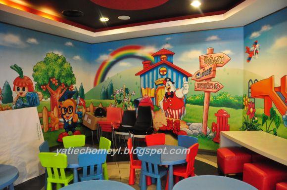 Abg SN's 4th birthday party at KFC Extreme Park, Shah Alam ...