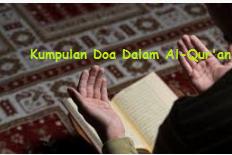 64 Macam Doa dari Al-Qur'an Sesi ke-1