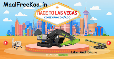 race to las vegas