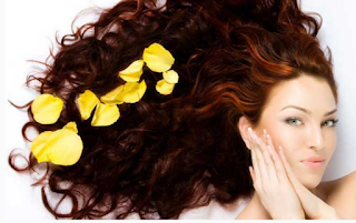 Herbal hair care.. Do not rely on chemicals.