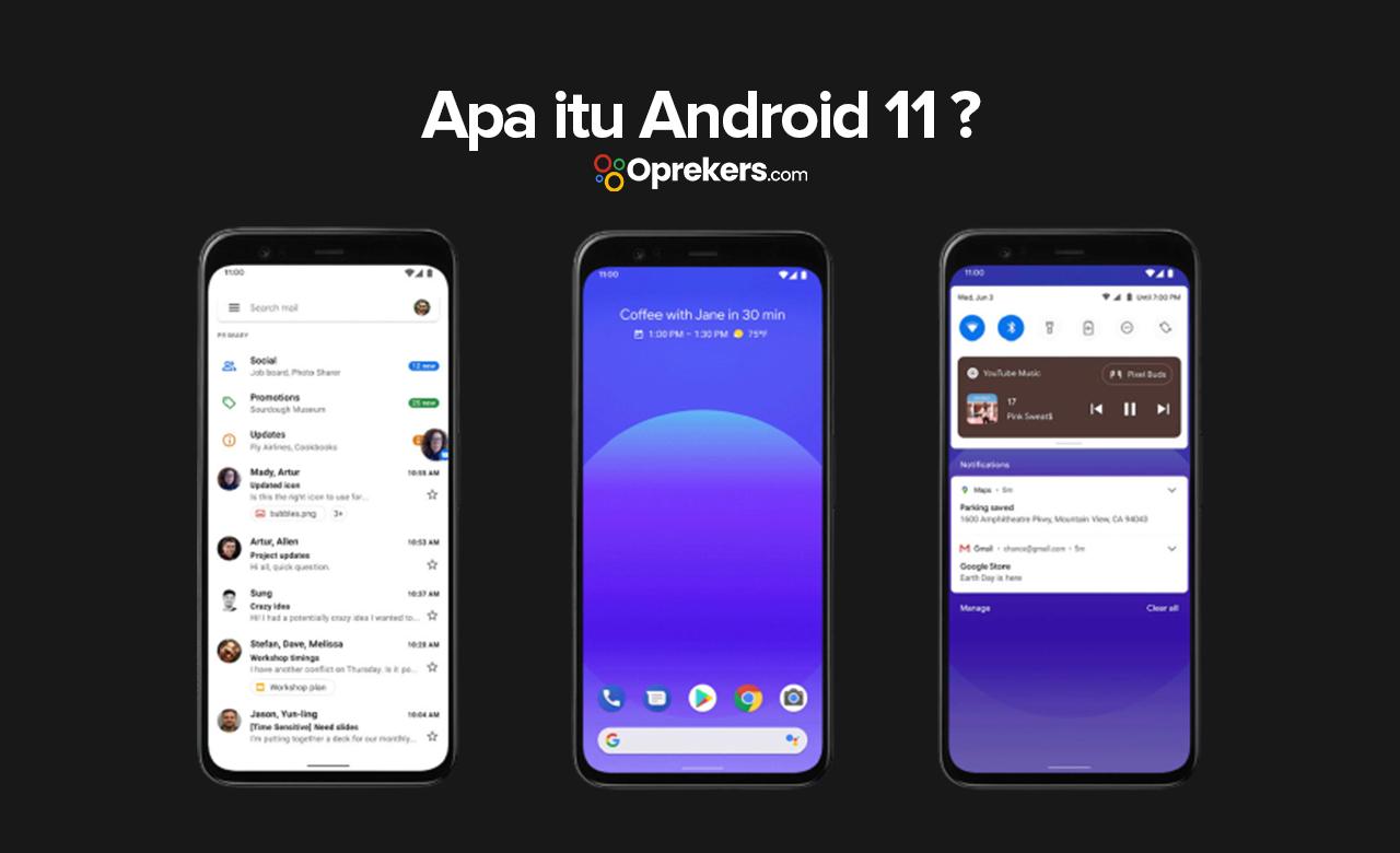 Apa itu Android 11 ?