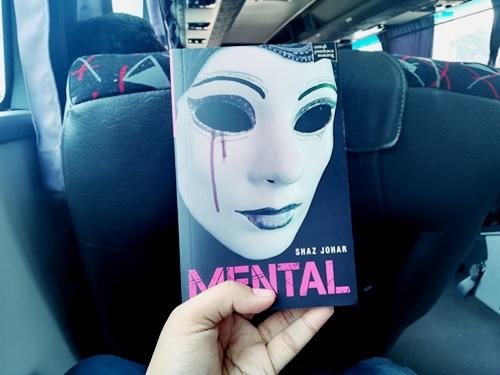 Review Novel Fixi : Mental by Shaz Johar