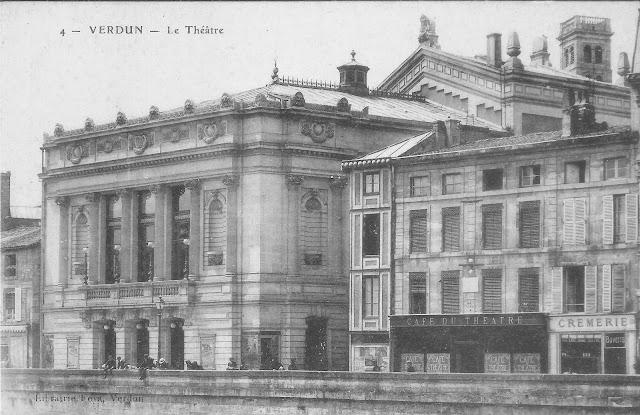 Verdun sur Meuse, théâtre