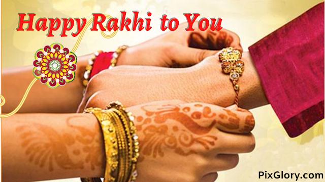 Best Happy Raksha Bandhan Image for Sister