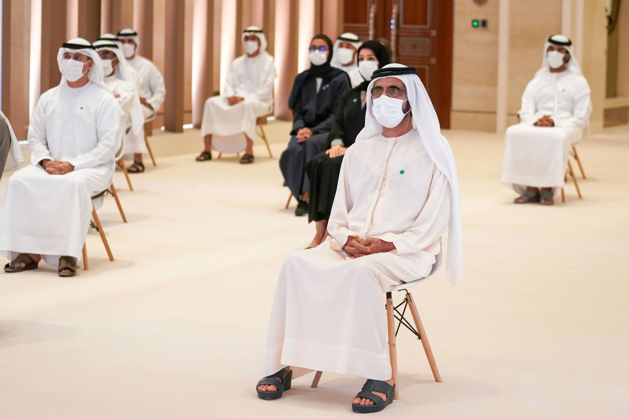 UAE launches AED300 billion 10-year industrial operation