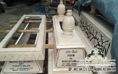 Makam Marmer Khas Tulungagung, Kijing Marmer Tulungagung