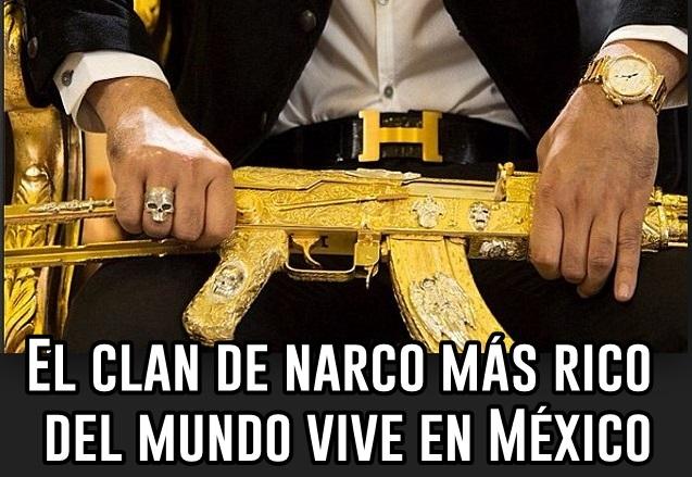 Negocios y hoteles de lujo: las huellas en el país del clan narco más rico del mundo