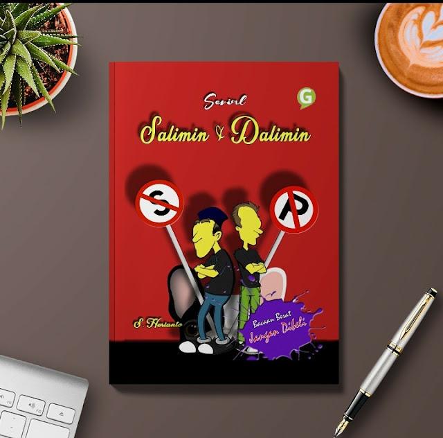 Buku Baru: Serial Salimin & Dalimin