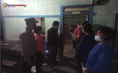 Kapolda Sumut Berhasil Sembuhkan Warga Dusun Gur Gur Terpapar Covid-19, Setelah Isolasi Mandiri