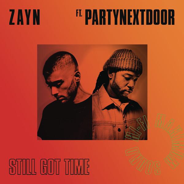 ZAYN - Still Got Time (feat. PARTYNEXTDOOR) - Single Cover