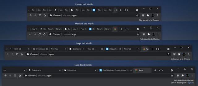 Google Chrore sắp có tính năng mới giúp bạn duyệt hàng trăm tab cùng lúc dễ dàng