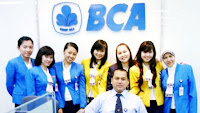 Bank BCA - Penerimaan Untuk Posisi Management Development Program (MDP) 4.0 October - December 2019