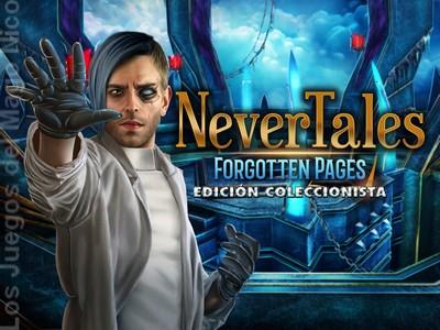 NEVERTALES: FORGOTTEN PAGES - Guía de juego y vídeo guía C