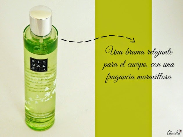 Blossom Water Relaxing Body Mist