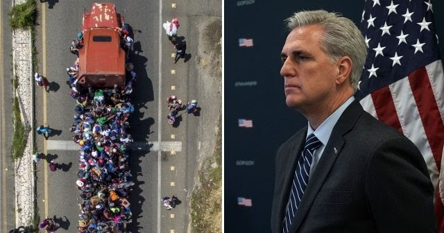 THE NEW REALISTIC OBSERVER: Kevin McCarthy discusses the real issue facing America