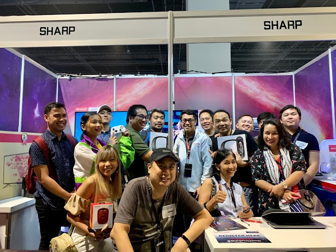 Sharp Expands Reach to Local Gaming Audience at ESGS 2019