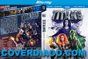 Titans - Titanes - Season / Temporada 01   BLURAY