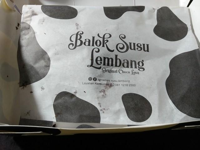 Balok Susu Lembang;Balok Susu Lembang, Kenikmatan Kue Kekinian;Balok Susu Lembang, Pilihan Oleh-oleh Khas Bandung;Balok Susu, Kue Kekinian yang Lezat;