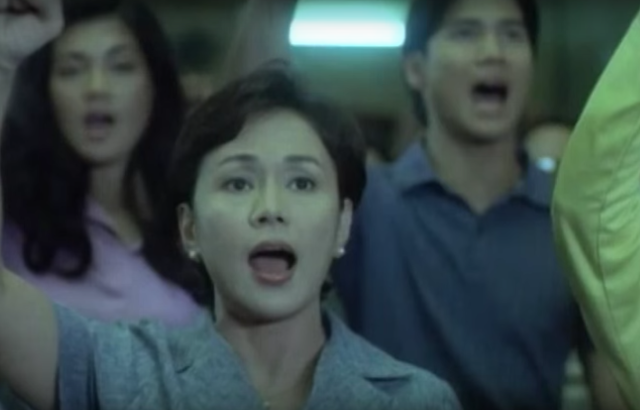 Movies about Martial Law in the Philippines