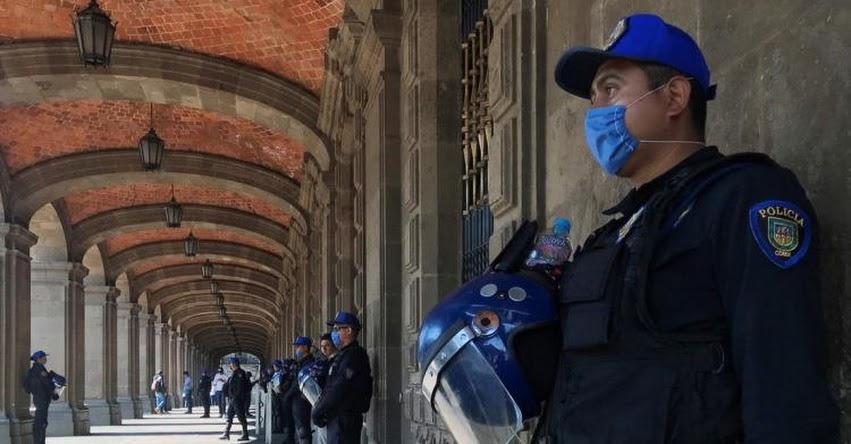 CORONAVIRUS: México decreta el estado de emergencia sanitaria nacional hasta el 30 de abril