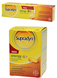 Supradyn Energy Q10 pareri forumuri vitamine si minerale