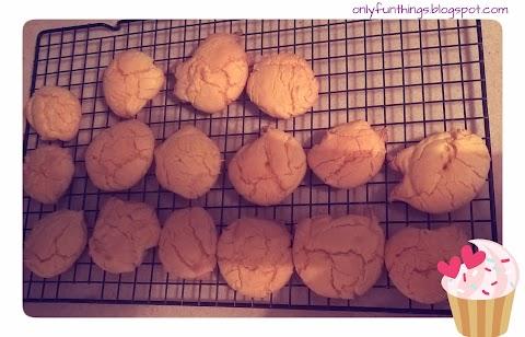 DIY/Recipe/Tutorial - Lemon Cookies